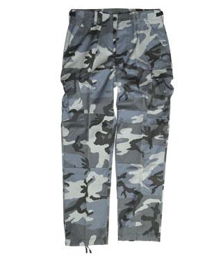 Pantaloni De Camuflaj Model Us - Bdu Ranger (DARK Camo) imagine