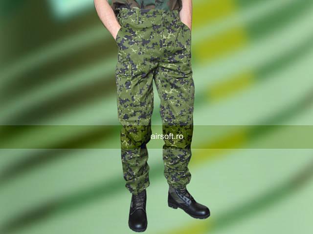 Pantaloni Model Us Bdu Field (DANEZ) imagine