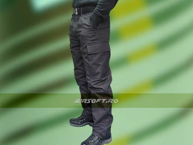 Pantaloni Model Us - Bdu Ranger (NEGRU) imagine