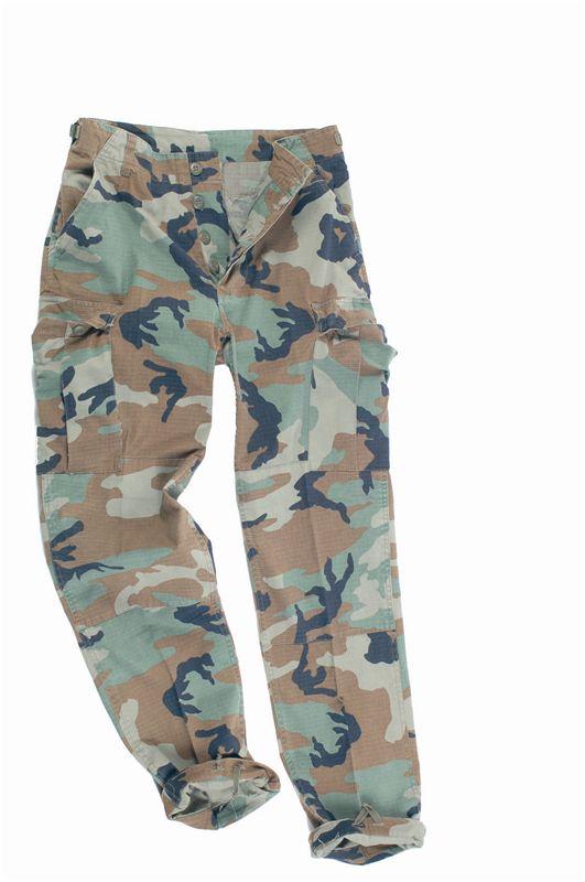 Pantaloni Model Ripstop (WOODLAND Prespalati) imagine