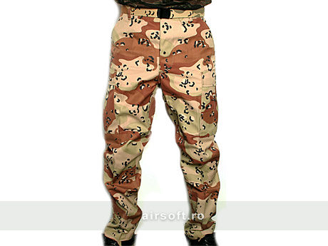 PANTALONI MODEL US BDU FIELD (DESERT 6)
