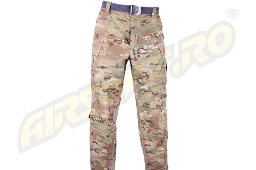 PANTALONI MODEL SFU - FIELD MULTICAM