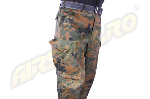 Pantaloni De Camuflaj Model Us - Bdu Ranger (FLECKTARN) imagine