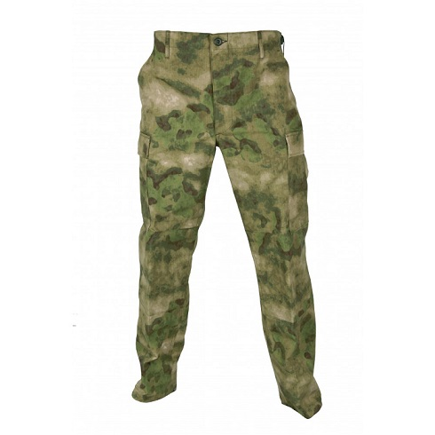 Pantaloni Ripstop Acu A-Tacs - Forest Green imagine