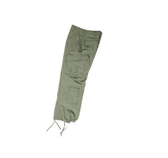 Pantaloni Model Acu - Ripstop Oliv imagine