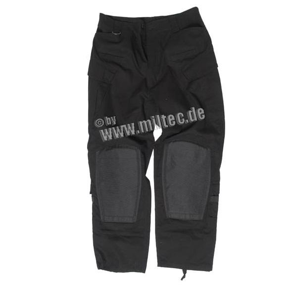 Pantaloni Model Mcu Ripstop - Negru imagine