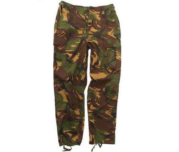 Pantaloni Model Bdu Ranger - Camuflaj Olandez imagine