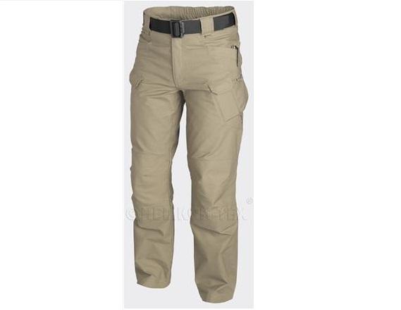 Pantaloni Model Utl - Khaki imagine