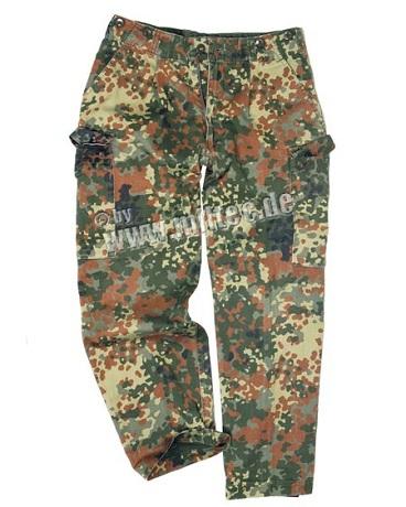 Pantaloni Flecktarn (SURPLUS Militar) imagine