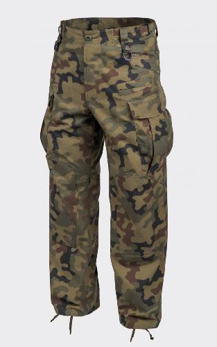 Pantaloni Model Sfu Next - Ripstop Pl Woodland imagine