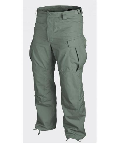 Pantaloni Model Sfu - Ripstop Od imagine