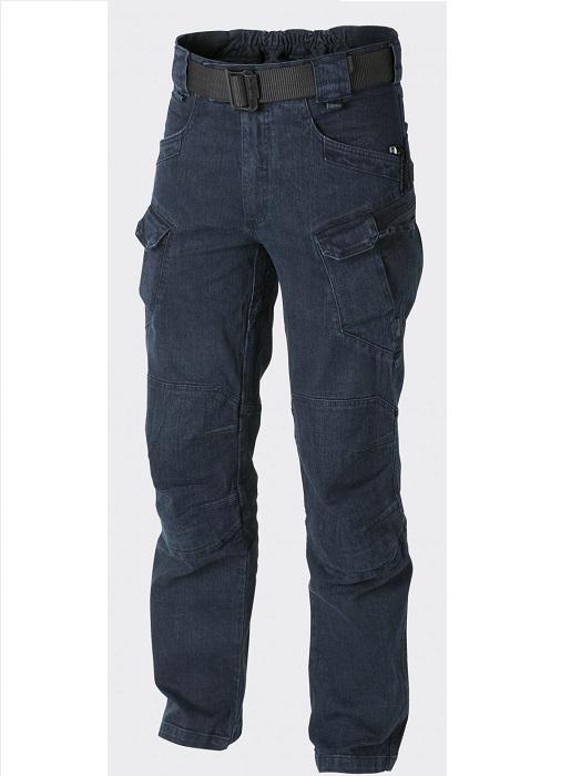 Pantaloni Model Utl - Denim Blue imagine