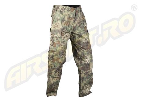 Pantaloni Model Us Acu Ripstop Mandra Woodland imagine