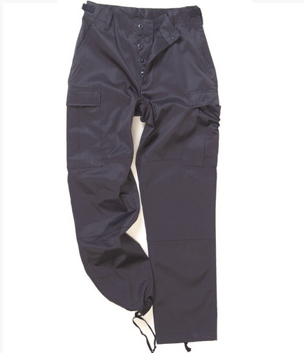 PANTALONI MODEL U.S. BDU FIELD - DARK BLUE
