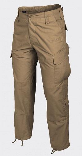 Pantaloni Model Cpu - Ripstop Coyote imagine