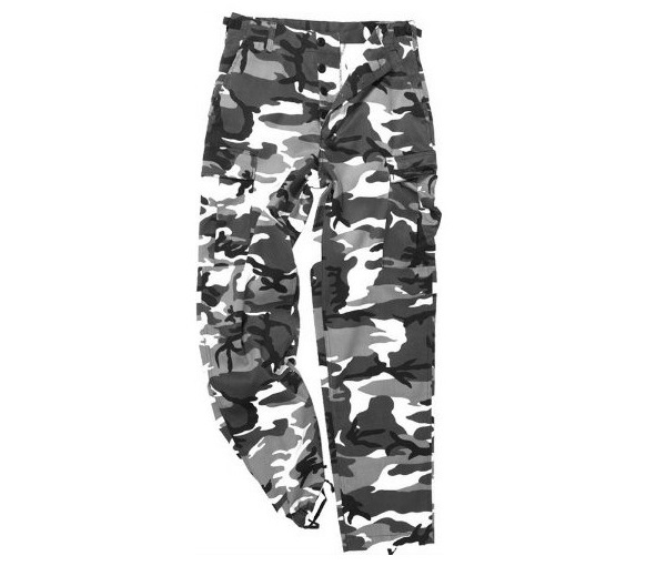 PANTALONI MODEL US - BDU RANGER (URBAN)