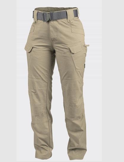 Pantaloni Dama - Model Utp - Ripstop - Khaki imagine