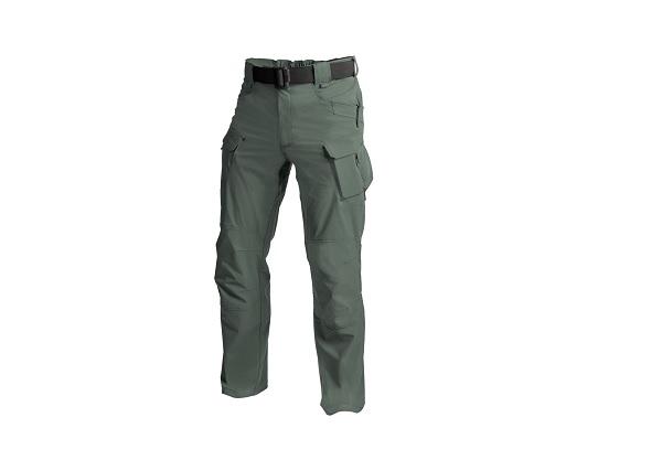Pantaloni Model Otp - Versastretch - Olive Drab imagine