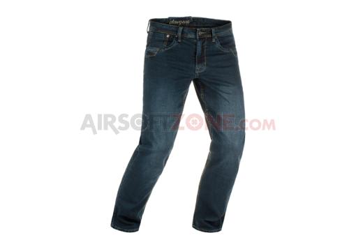 Blue Denim Tactical Flex Jeans - Midnight Washed (29/34) imagine