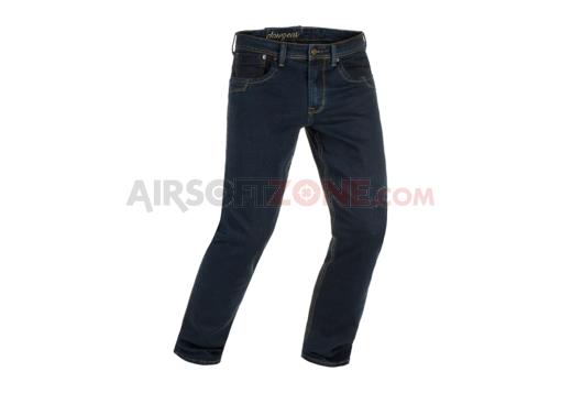 Blue Denim Tactical Flex Jeans - Midnight (30/34) imagine