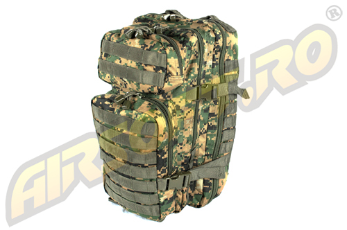 Rucsac De Asalt Model U.S.- Woodland Digital - Large imagine