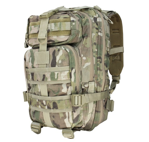Rucsac De Asalt Model Compact -MULTICAM imagine