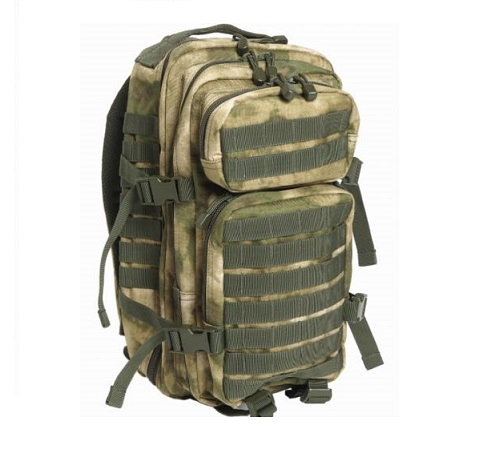 Rucsac De Asalt Model U.S.- A-Tacs Forest Green imagine