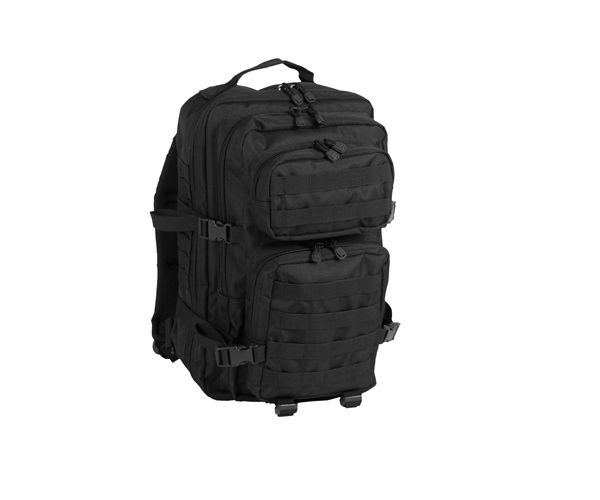 Rucsac De Asalt Model U.S.- Negru - Large imagine