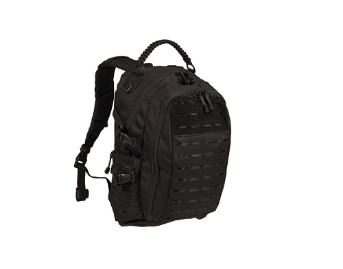 Rucsac Laser Cut Mission - Black - Small imagine