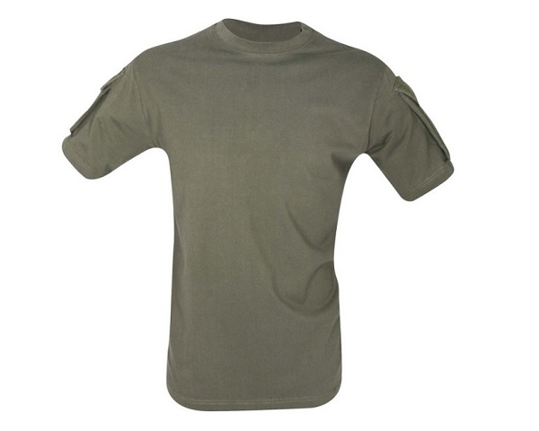 TRICOU TACTICAL - GREEN (M)