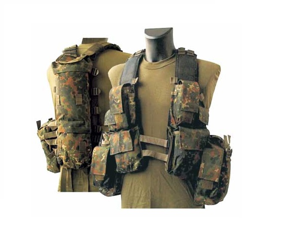 VESTA TACTICA MODEL BACK PACK (FLECKTARN)