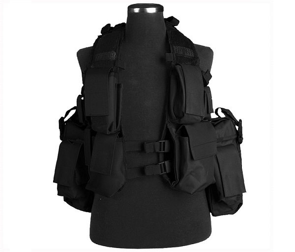 VESTA TACTICA MODEL BACK PACK ( NEGRU)