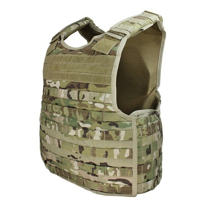 VESTA TACTICA - DEFENDER - MULTICAM