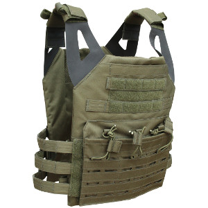 VESTA TACTICA - OPS PLATE CARRIER - MULTICAM