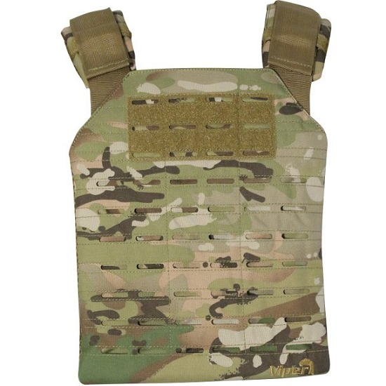 VESTA TACTICA - LAZER CARRIER - MULTICAM