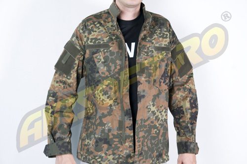 VESTON ORIGINAL MODEL RIPSTOP FLECKTARN