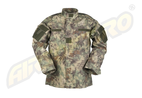 VESTON MODEL US ACU RIPSTOP MANDRA WOODLAND