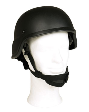 CASCA DE PROTECTIE M.I.C.H - NEGRU