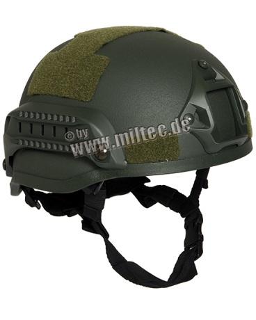 CASCA DE PROTECTIE M.I.C.H 2002 - OLIVE