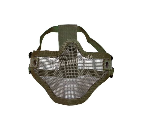 Masca Metalica - Oliv imagine