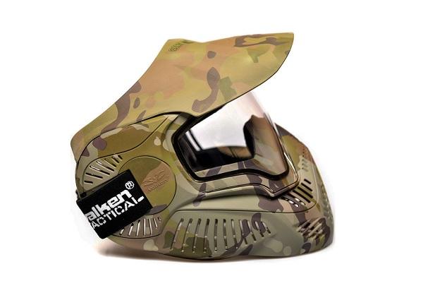 MASCA CU LENTILE TERMICE ANNEX MI-7 - V-CAM