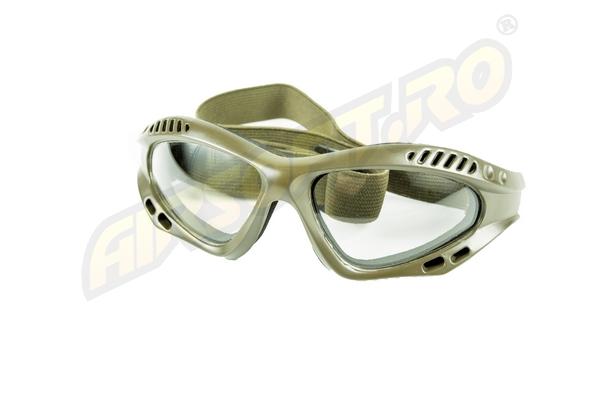 Ochelari Model Combat Clear - Od imagine