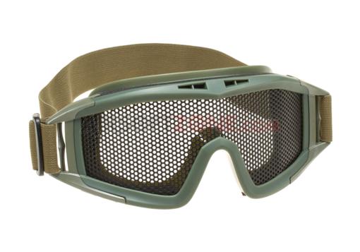 Ochelari De Protectie Model Dlg Steel Mesh - Od imagine