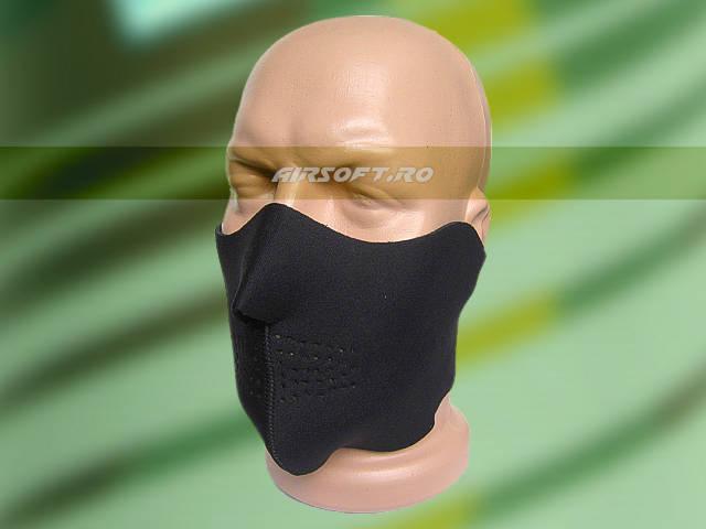 Masca De Protectie Din Neopren - Negru imagine