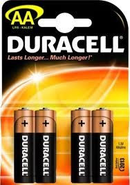 Baterie Duracell Aa (R6) Basic imagine