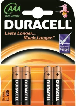 Baterie Duracell Aaa (R3) Basic imagine