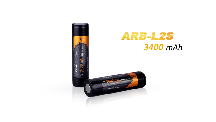 Acumulator Arb-L2s 18650 - 3.6v - 3400mah imagine