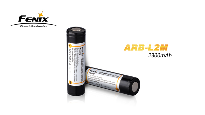 Acumulator Arb-L2m 18650 - 3.6v - 2300mah imagine
