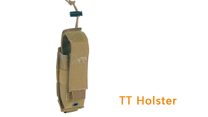 Tasmanian Tiger Holster - Port Pentru Lanterna - Khaki imagine