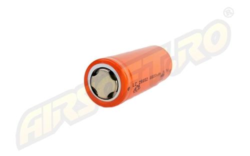 ACUMULATOR 26650 LI-ION 3.7V - 6800 MAH